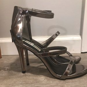 Chrome Heels